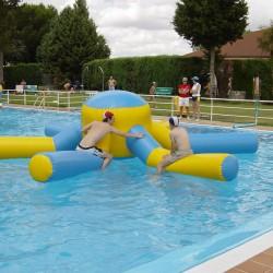 Piscina espect culos fantas a for Pulpo para piscina