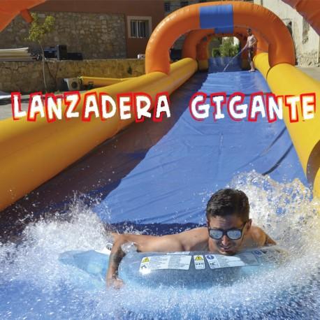 LANZADERA GIGANTE